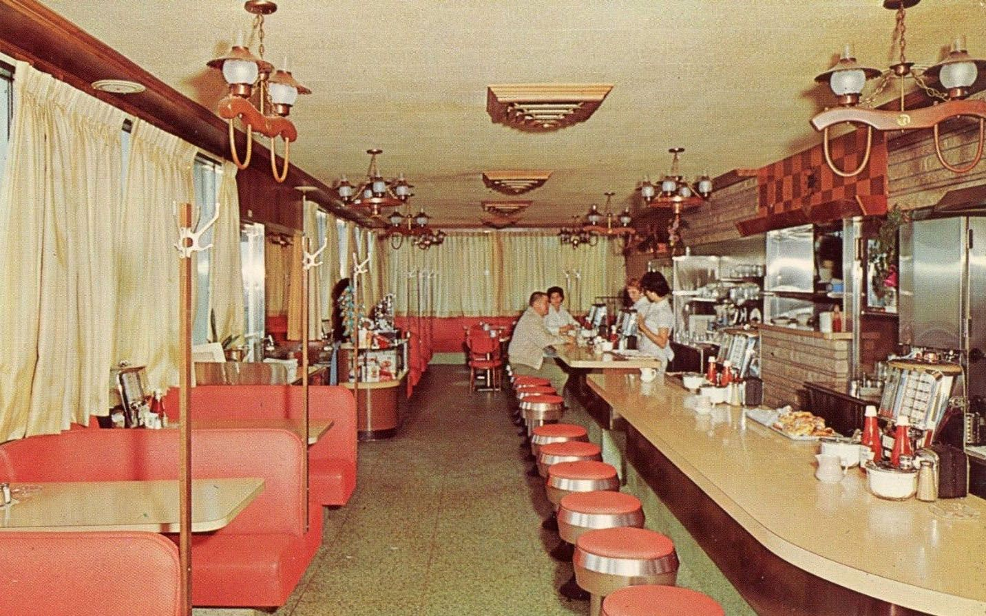 Roadside America: A Look at Mid-Century Diners | New Jersey ...