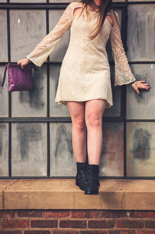 Goodbye little black dress, Hello little white one! Today on Soul in Stilettos feat. Mallory Olivia Prevatt photography