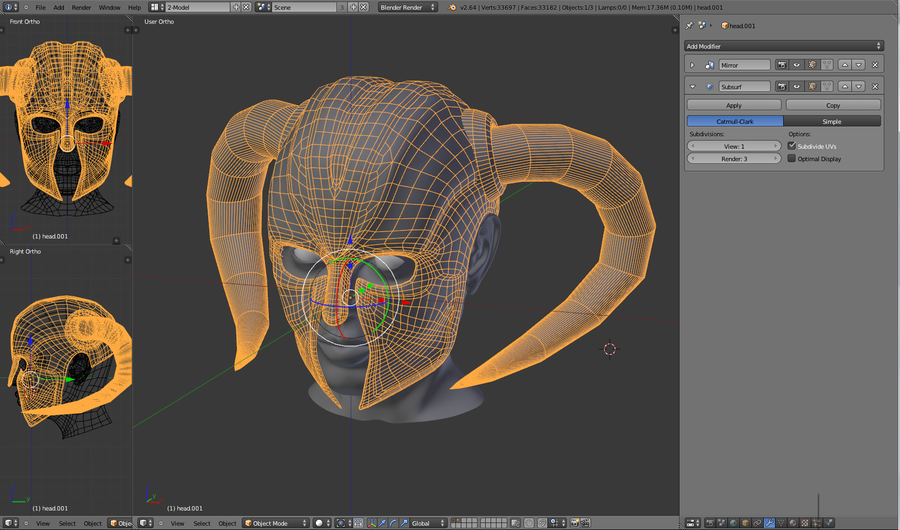Runescape Primal Helmet 3d Model 2 By Pixxiepaynee Project Kingdom