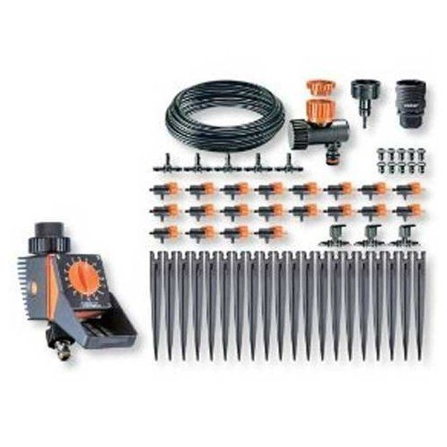 Claber 90766 Logica Balcony Drip Kit Incl Water Timer