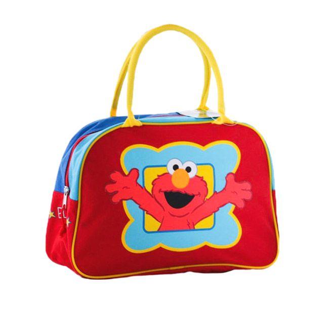 Sac à main femme Elmo pas cher, sous licence Rue Sésame.  http://www.lamaisontendance.fr/catalogue/sac-a-main-femme-elmo-rue-sesame/