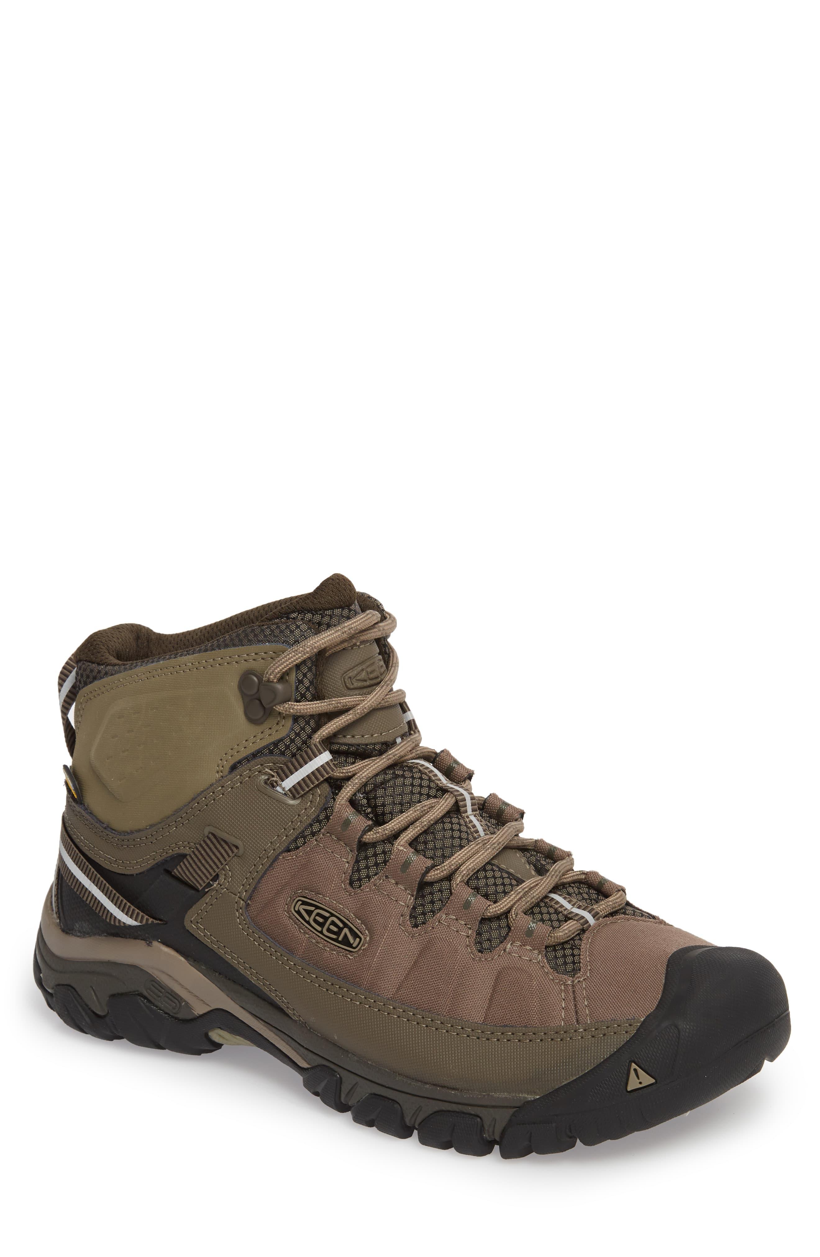 keen mid hiking boots men's