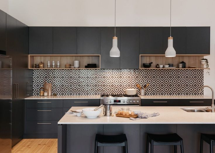 25 Chic Black Kitchen Ideas For Every Style
