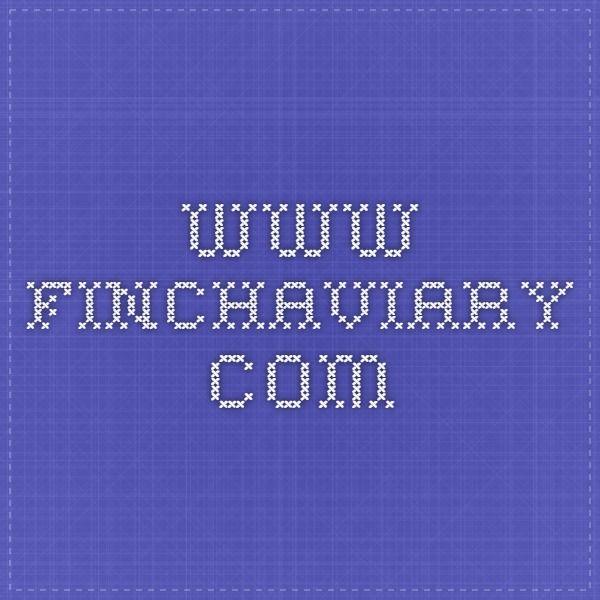www.finchaviary.com
