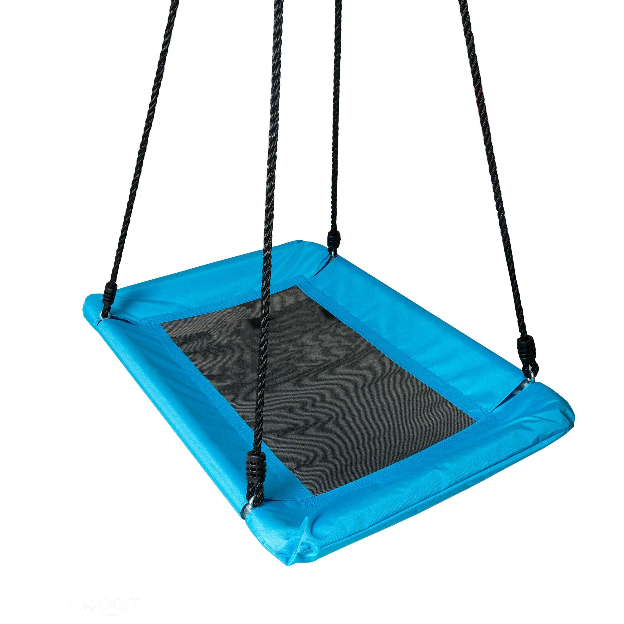 Outdoor Tree Swing for Kids & Adults - Rectangle Swing 40 ...
