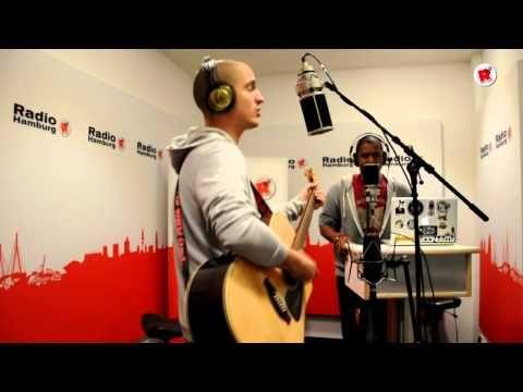 Wax - Rosana (Live bei Radio Hamburg)