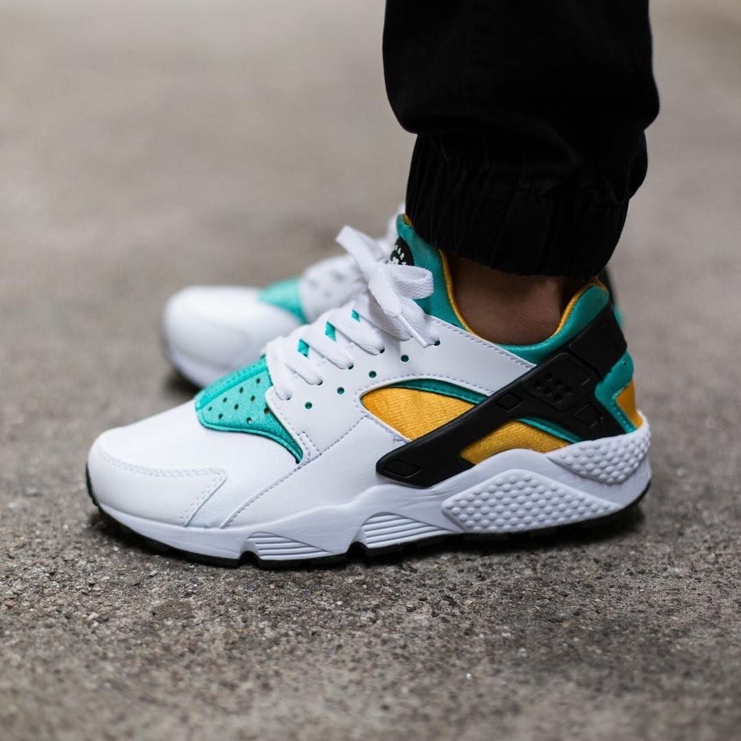 buy popular 972bc f9b94 Nike Air Huarache OG Sport Turquoise Photo Titolo Shop Zapatos Nike