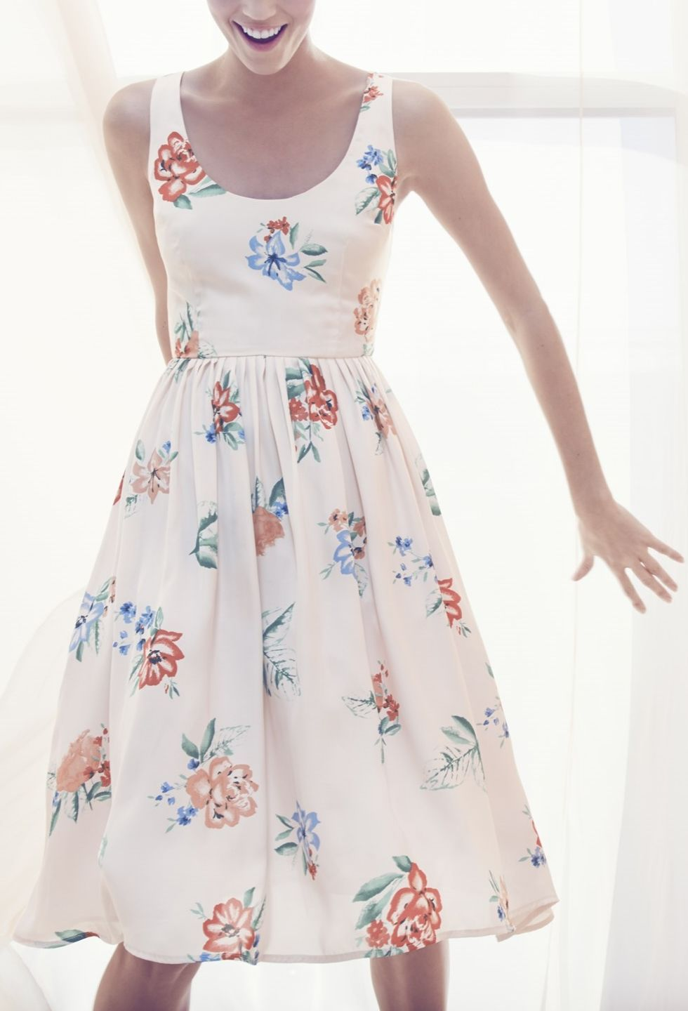 Fabulous Spring & Summer Dresses | Print..., Summer and So cute