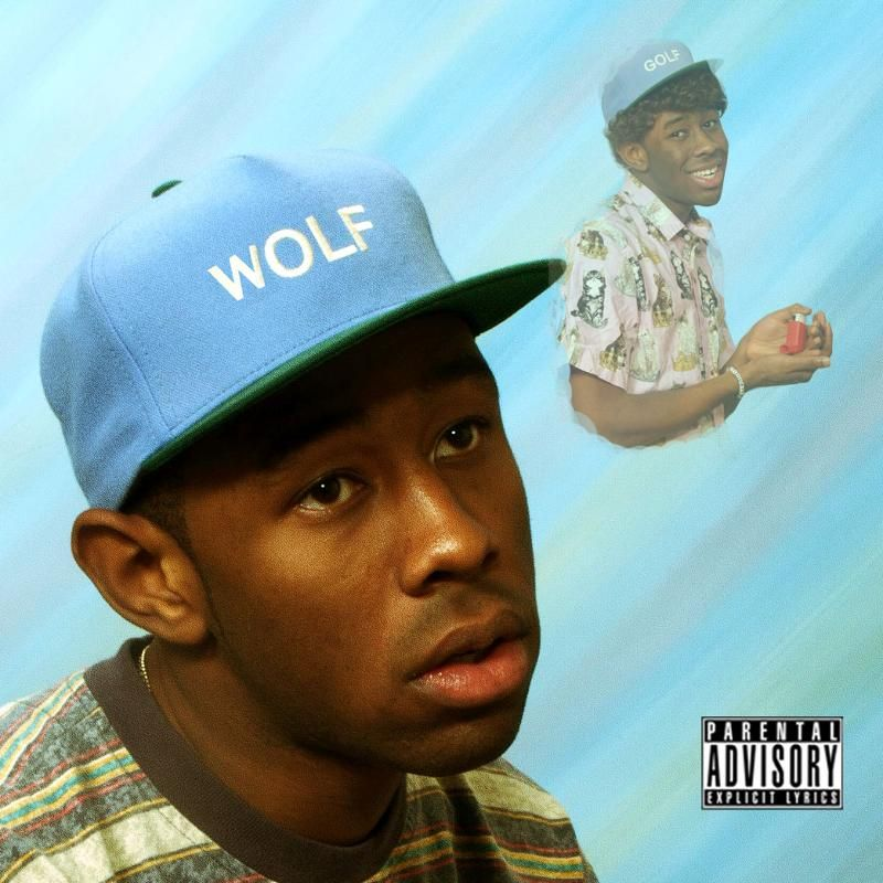 Tyler, the Creator Announces New Album, Wolf, Three Album Covers - fresh blueprint 2 cover