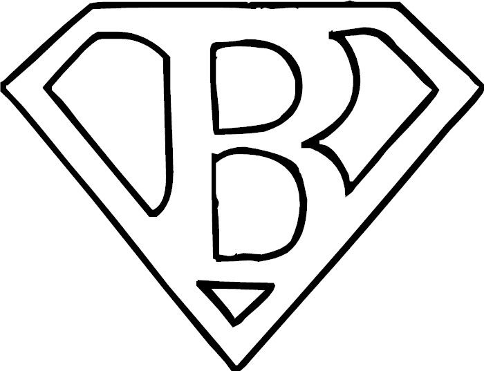Letters For Superman Initial Cape Also Can Find Other Kinds Of