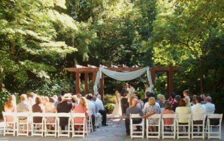 Leach Botanical Garden Wedding And Reception Venue In Portland Oregon