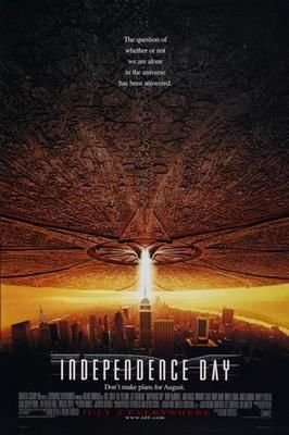 Independence Day Movie Poster Puzzle Fun-Size 120 pcs ...