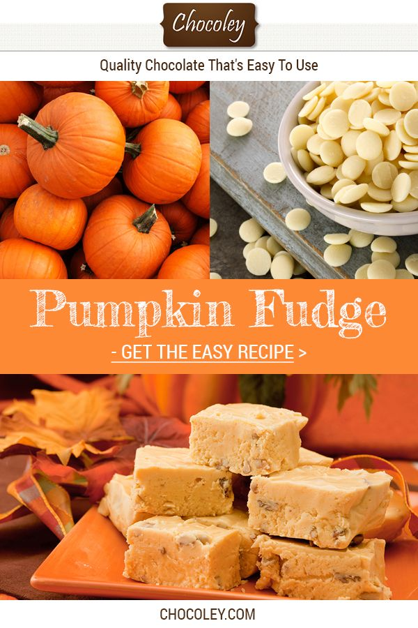 How To Make EASY Pumpkin Fudge