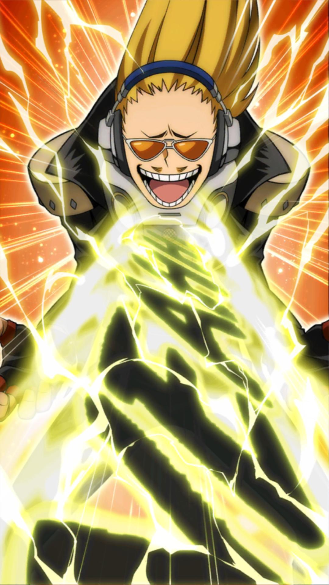 Present Mic Hero Wallpaper My Hero Boku No Hero Academia