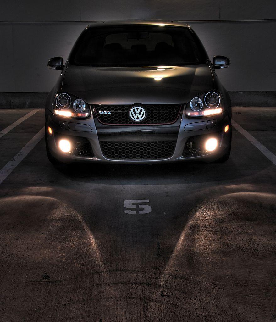 "Volkswagen Car Wallpaper: MKV GTI. Like My Friends Say Thats ""sick"" Haha"