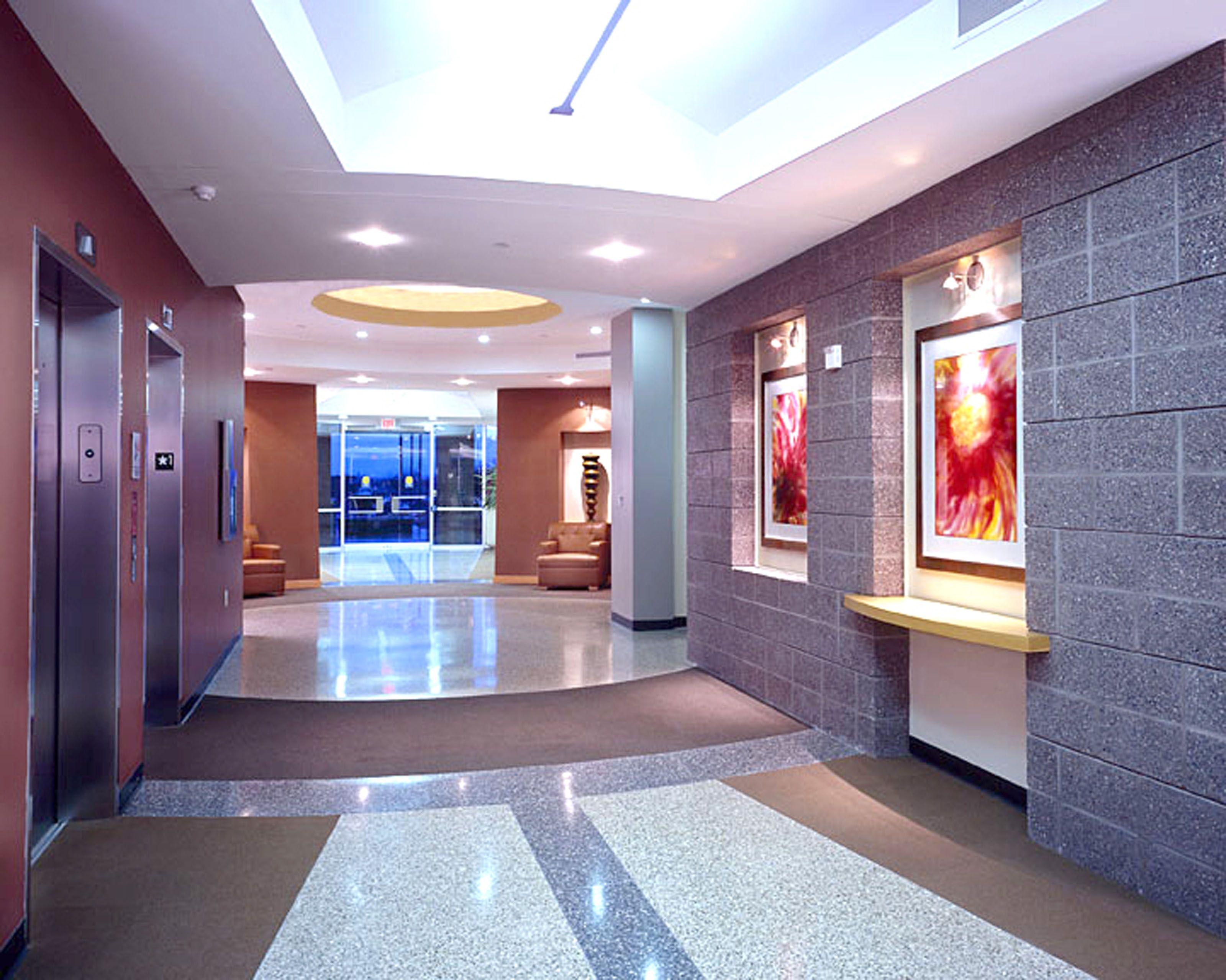 Medical office interior design pictures banner estrella - Office building interior design ideas ...