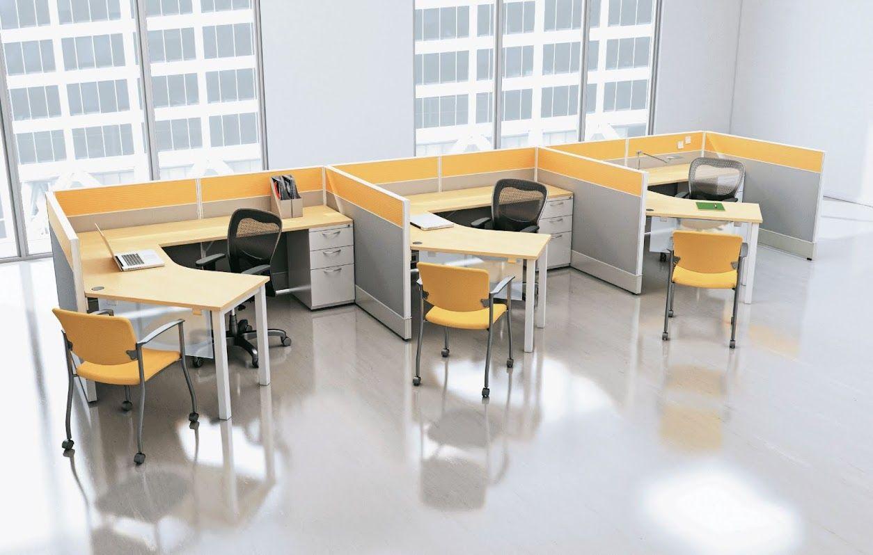 Beautiful Office Cubicles | Charlotte, NC | Columbia, SC