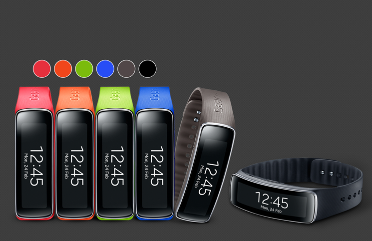 Review: Samsung Gear Fit