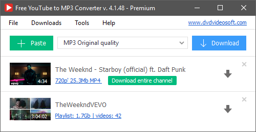Free YouTube to MP3 Converter (avec images)