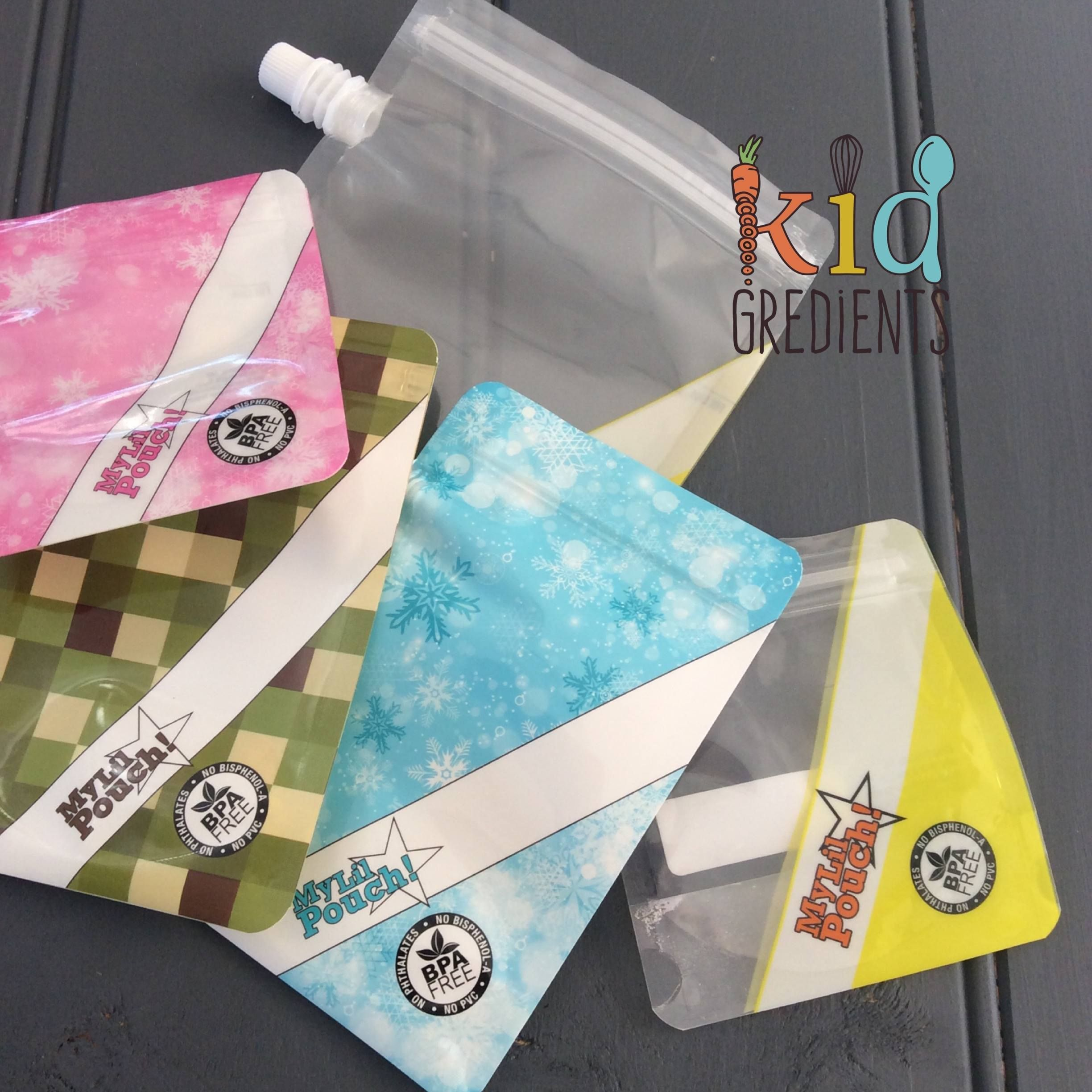 Reusable yoghurt pouches 101 Yoghurt, Pouch, Reusable