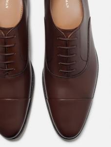 Zara Brazowe Eleganckie Skorzane Buty Oxford 44 5823010209 Oficjalne Archiwum Allegro Dress Shoes Men Dress Shoes Oxford Shoes