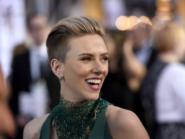 Scarlett Johansson Stands with Planned Parenthood Amid Organ Harvest Backlash.  AP