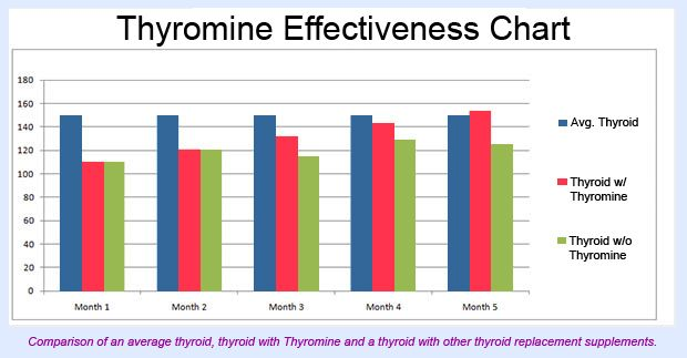 Thyromine Review With Side Effects Ingredients Where To Buy