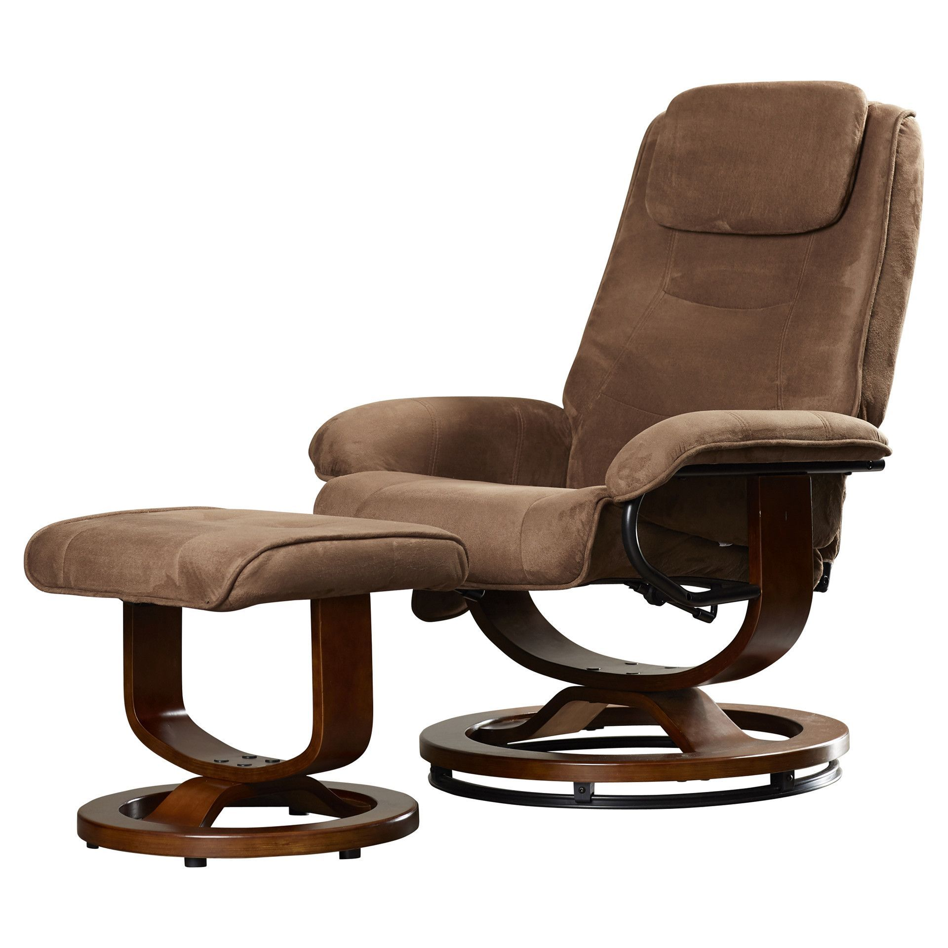 Massage Chair · Susannah Reclining Heated Massage Chair With Ottoman