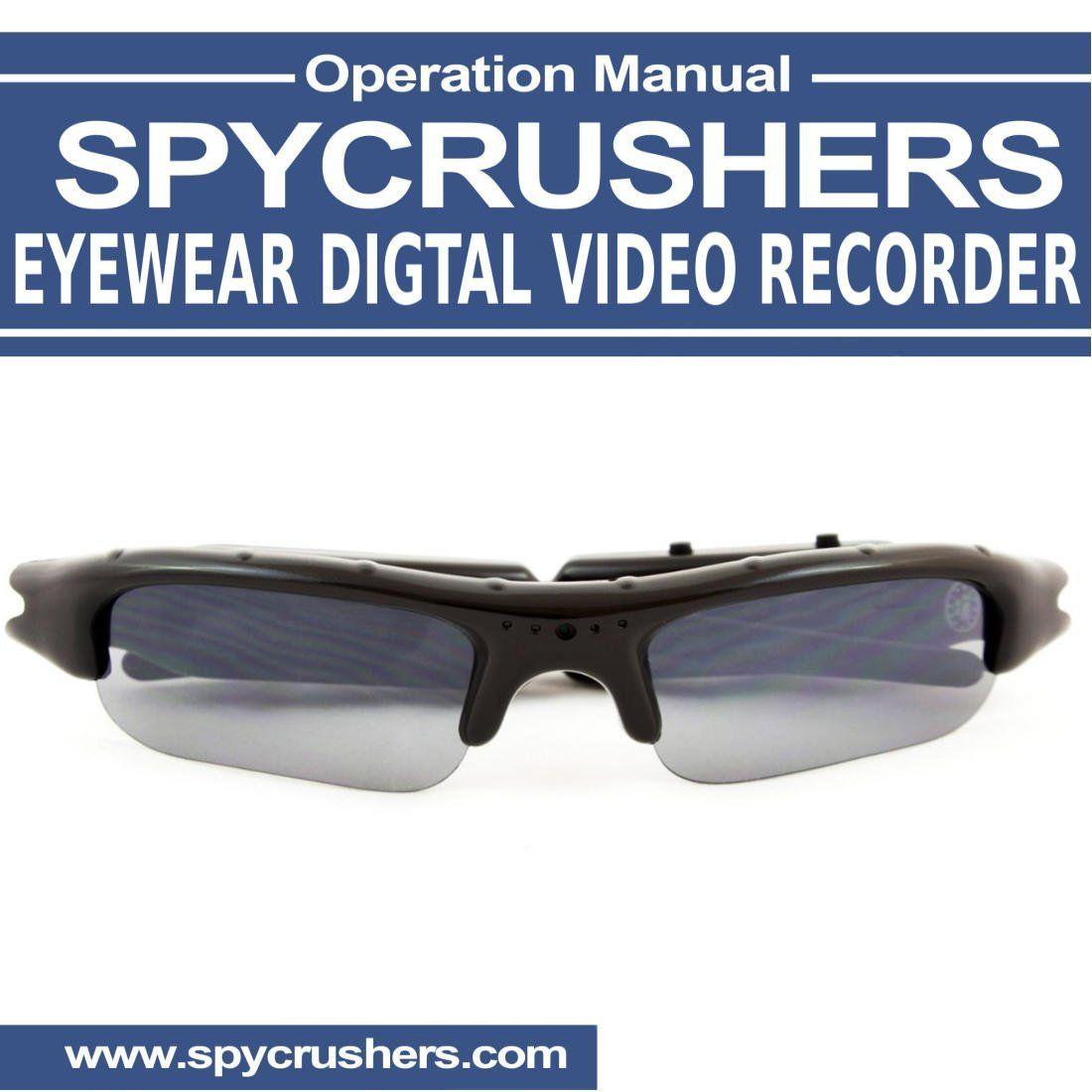 » Spy Camera Glasses