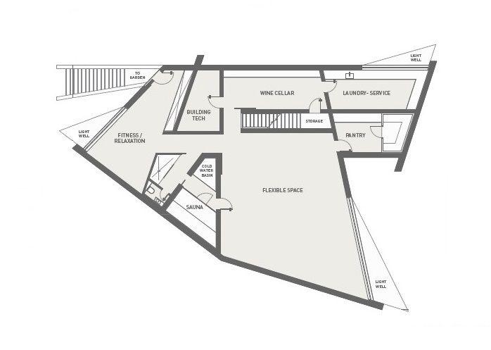 Pin de Juan Forero en planos Pinterest Planes de casa moderna - uas modernas