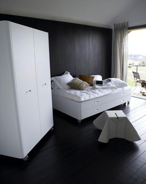 nackt michelles schlafzimmer