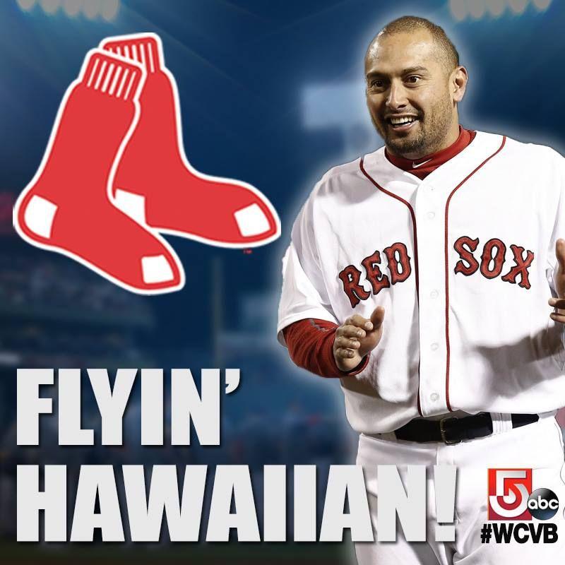Flyin HawaiianShane Victorino