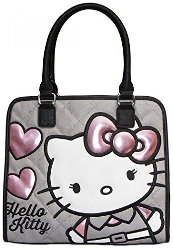 Hello Kitty Purse & Handbag, Hello Kitty Loungefly, Hello Kitty ... : hello kitty quilted purse - Adamdwight.com
