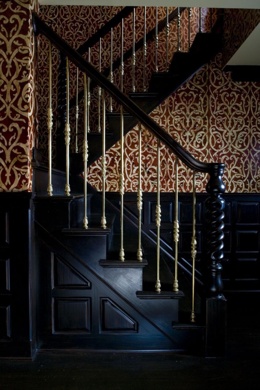 black staircase - celerie kemble