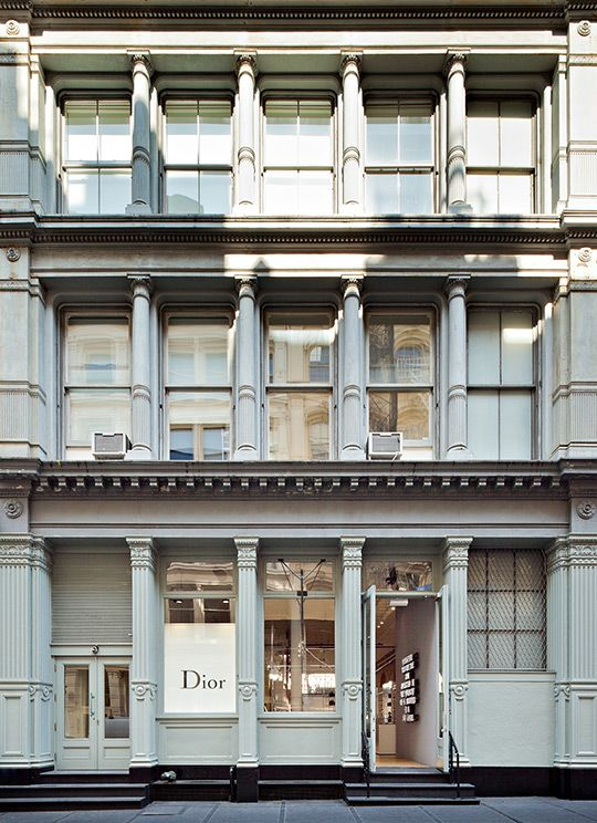 929972df91a5 Dior Homme has cracked open the doors of their pop-up shop in SOHO New York  City. Located at 133 Greene Street, the Dior Homme pop-up shop is the sole  men s ...