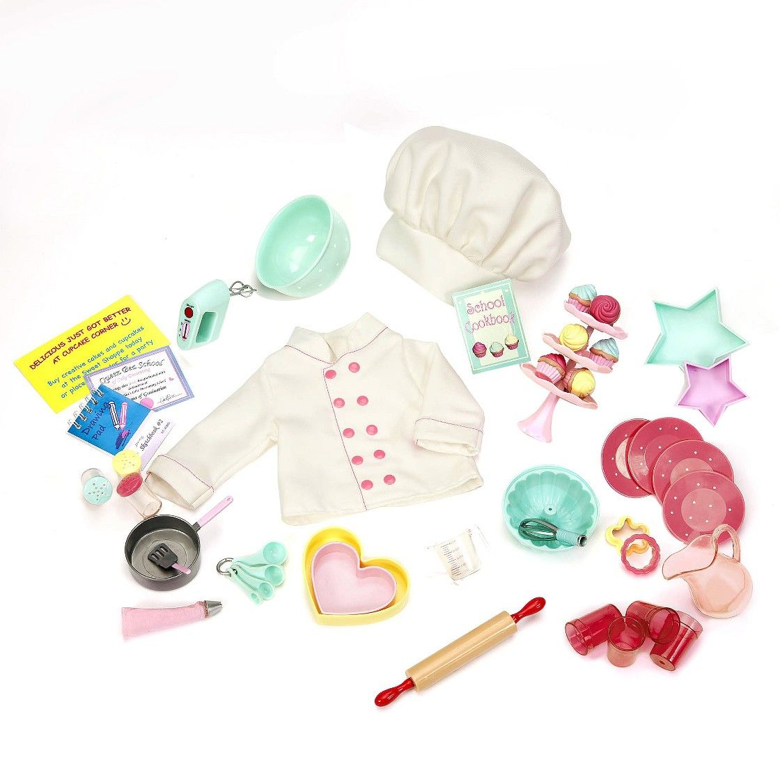 Our Generation Home Accessory - Kitchen Baking Set | american girl ...