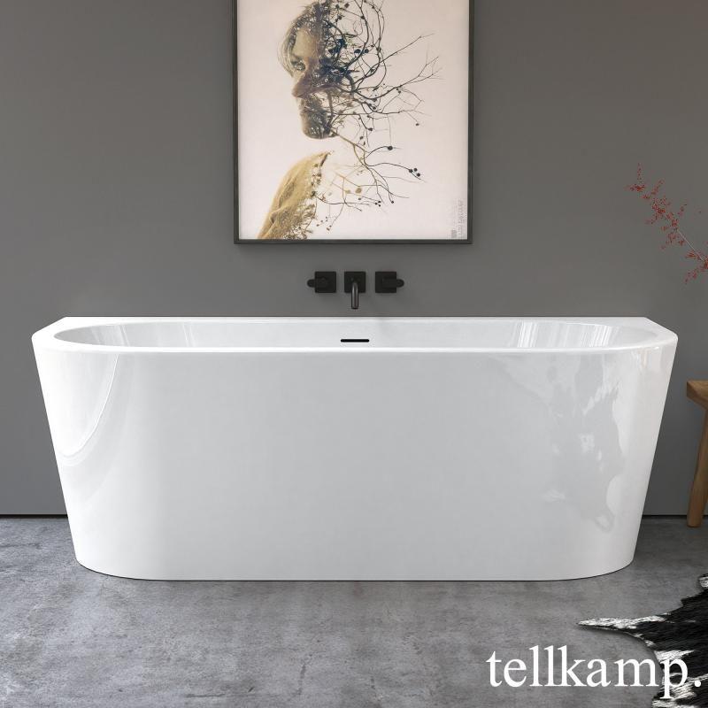 Tellkamp Solitar Wall Xs Die Badewanne Ist Aus Hochwertigem