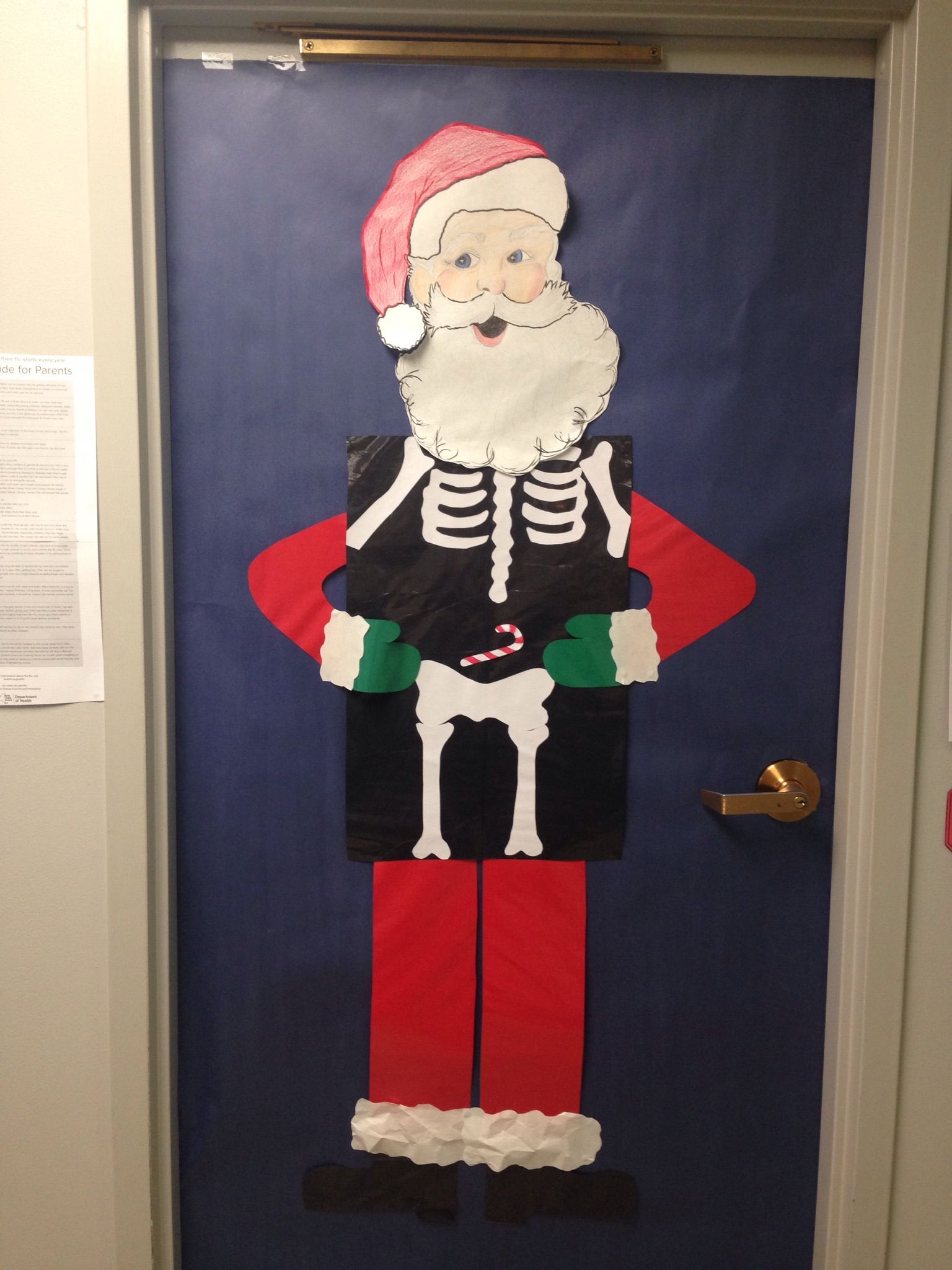 Santa X Ray X Ray Crafts Bulletin Boards