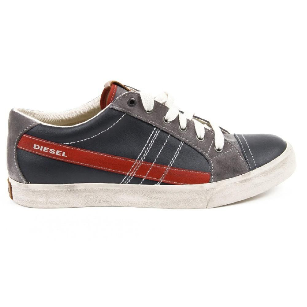 Multicolor 41 EUR - 8.5 US Diesel mens sneakers D-VELOWS D-STRING LOW