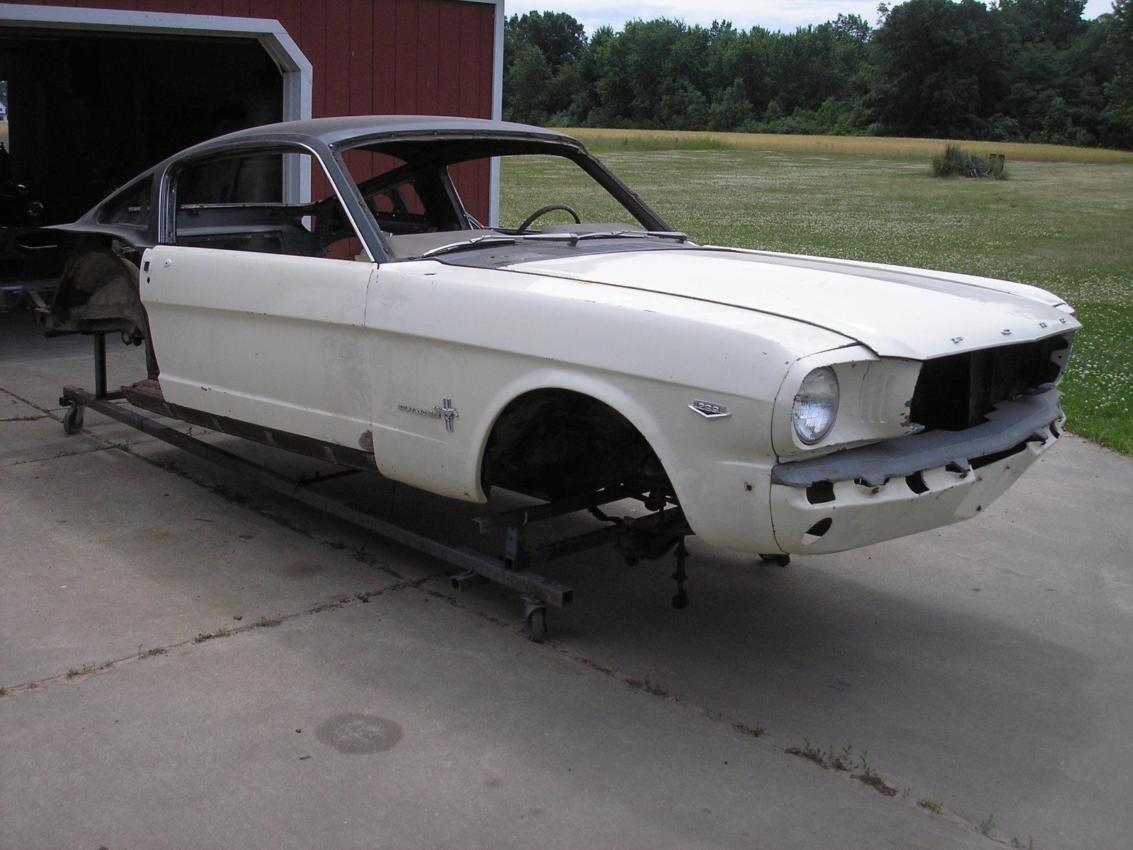 Car Brand Auctioned Ford Mustang 1965 Mustang Fastback Project Car Low Reserve Auction Cars Mustang Fastback Ford Mustang 1965 Mustang