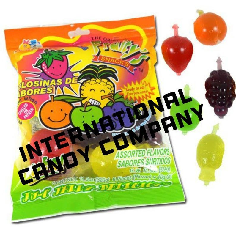 The Original Tik Tok Challenge Dindon Ju C Jelly Fruity Candy You Get 1 Bag W 9 Jellies Sold Out Everywhere In 2021 Fruity Snacks Fruit Jelly Fruit Snack Recipe