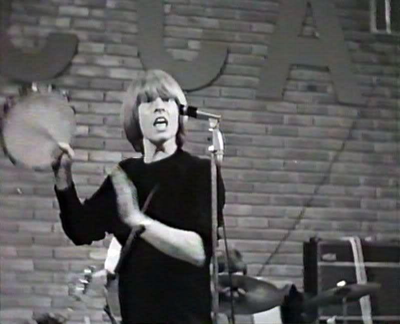 Brian Jones: Mr Tambourine Man!