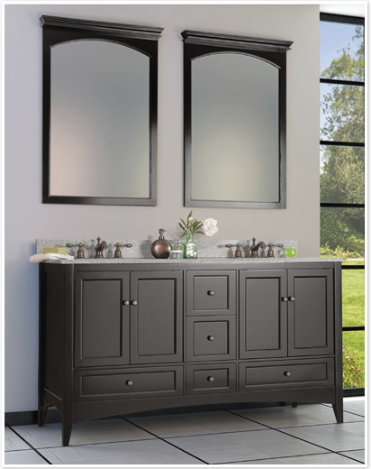 Wolf Berkshire Bathroom Collection 2 24 Quot With One Floor Cabinet Roddy S Bathroom In 2019