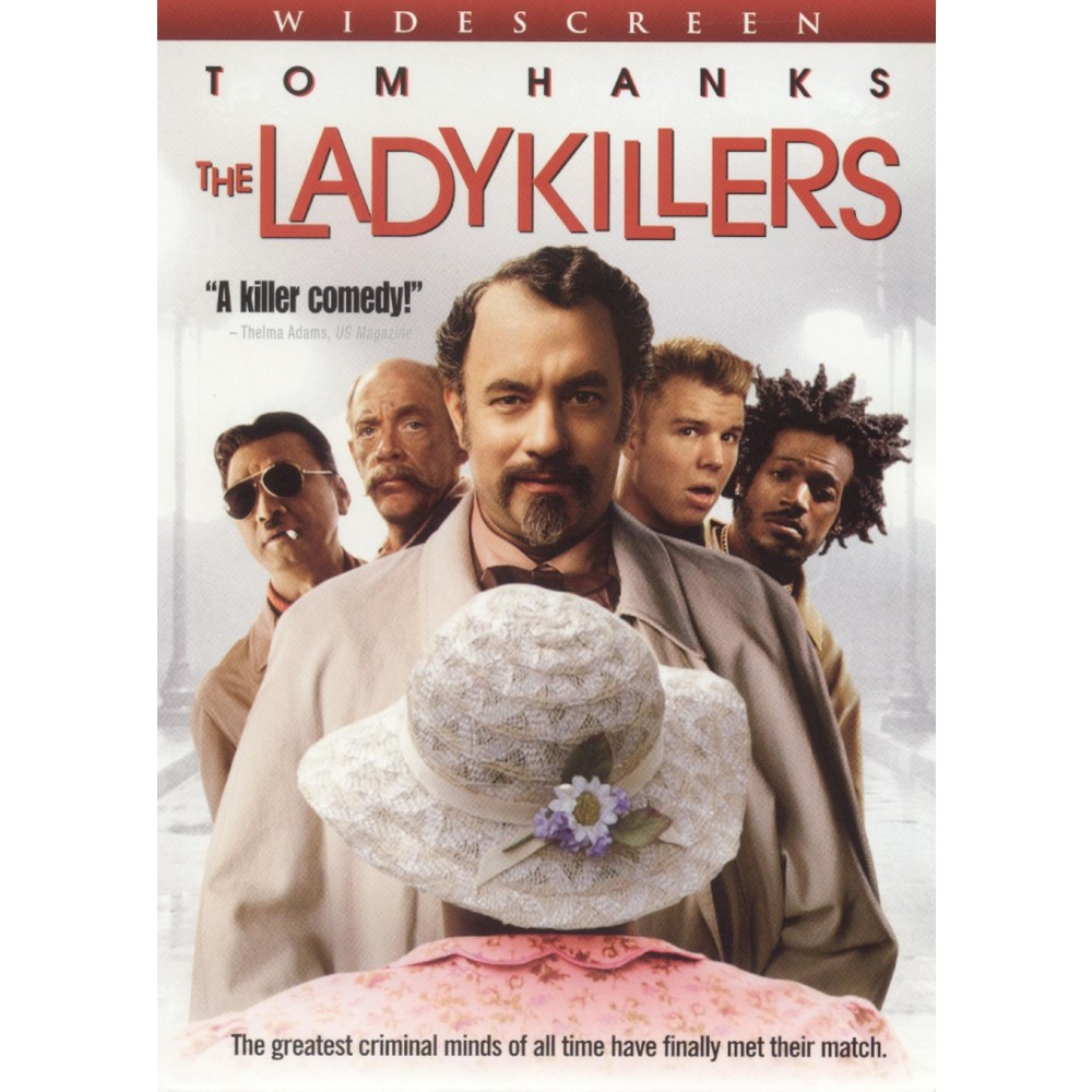 The Ladykillers (Dvd), Movies Comedy movies, Tom hanks