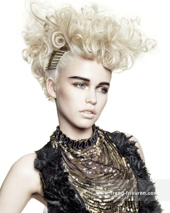die farbe raum lange blonde weiblich farbige curly