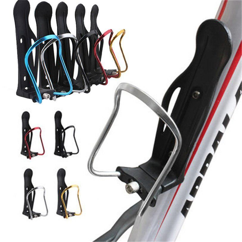 Sport Adjustable Aluminium Bike Bicycle Cycling Water Cup Bottle Holder AND NEW