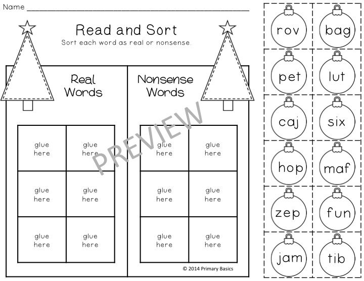 December Worksheets For Kindergarten Kindergarten Common Core