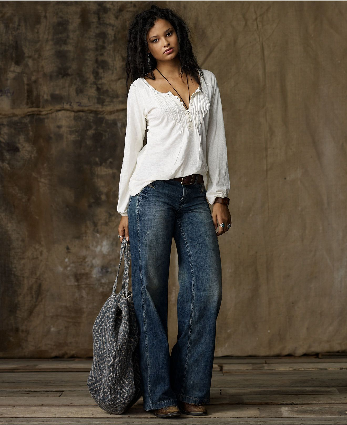 Go Buy Now: '70s-Style Jeans - Celebrity Style and Fashion from ...