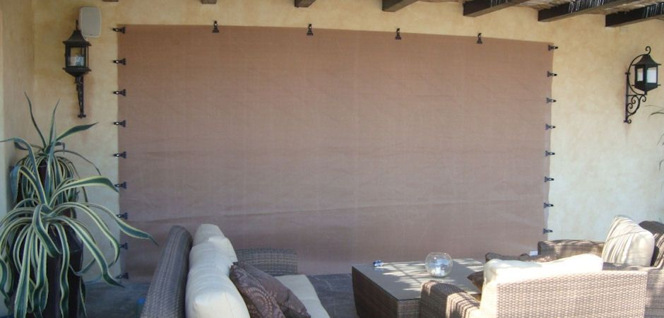 Hurricane Fabric Shutters Have Tested To Be The Best Shutter Protection For Your Home In A