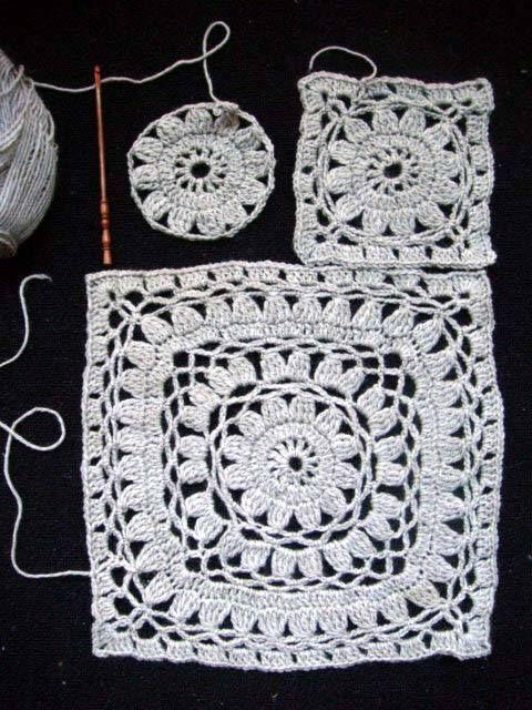 Poncho Crochet Estimadas amigas, encontramos este poncho a crochet ...